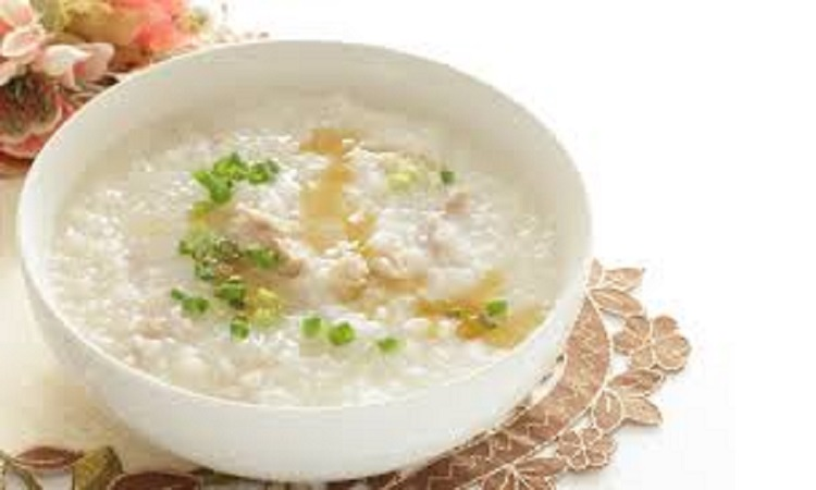 Congee For Headache due to Cold invasion